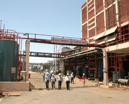 ChemieOrganic Chemicals Manufacturing Infrastructure 3
