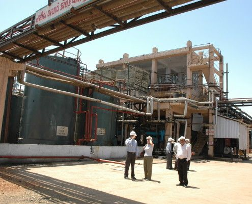 ChemieOrganic Chemicals Manufacturing Infrastructure 4