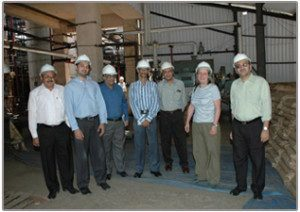 ChemieOrganic Chemicals Manufacturing Team 1