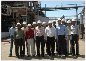 ChemieOrganic Chemicals Manufacturing Team 2